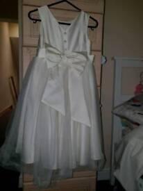 Bridesmaid dresses x2 7years x1 11 years