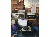 Ham radio plus other equipment