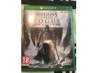 Assassin Creed rogue remastered Xbox