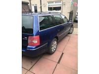 VW Passat 4motion estate 1.9 tdi