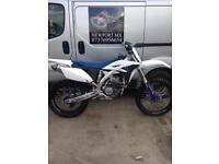 Yzf 250 2010 trick bike