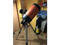 Celestron 11069 Nexstar 8SE Computerised Telescope, with the Celestron Advanced VX Mount