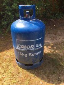 Calor 15kg -Butane Bottle- EMPTY - Edinburgh Pick-Up Only