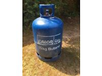 Calor 15kg -Butane Bottle- EMPTY - Edinburgh Pick-Up Only