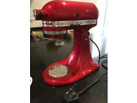 KitchenAid Mixer Artisan 4.9l 5KSM150 Candy Apple