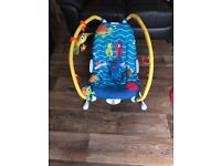 Tiny Love Gymini Bouncer - Under the Sea