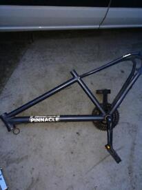 Pinnacle mountain bikes frame
