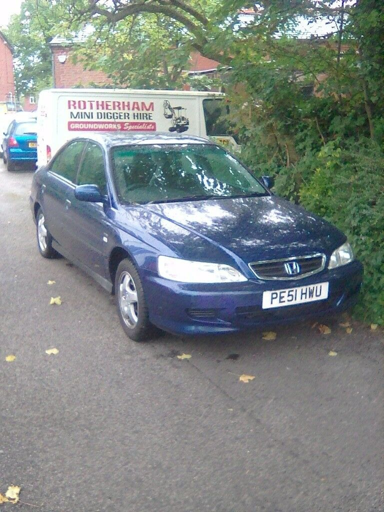 **CHEAP** HONDA ACCORD V-TEC SE