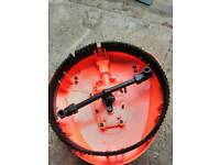 STIHL RA 101 driveway pressure washer end
