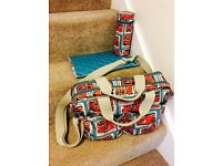 Cath Kidston Changing Bag, London Print
