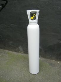 Full CO2 Mig Welding Gas Bottle 10 Litre Size