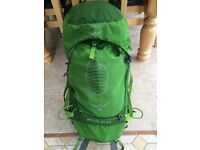 Osprey Atmos AG 65 Rucksack 65 litre ideal for DofE!