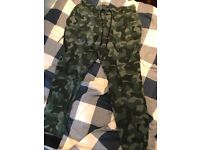 Nike tech fleece camouflage medium