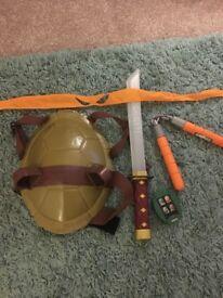 Teenage mutant ninja turtles kit