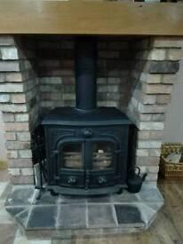 Hercules broseley stove.