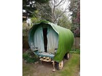 Gypsy/Romany Caravan Genuine 3/4 Open Lot