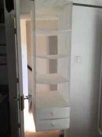 IKEA Skubb Cream Hanging Storage