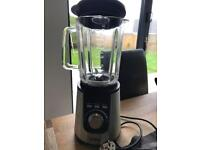Great condition duronic stainless steel liquidiser / food processor / blender