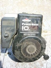 Briggs and Stratton 10hp powerbuilt Engine