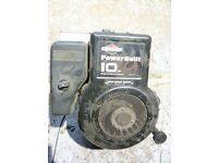 Briggs and Stratton 10hp powerbuilt Engine
