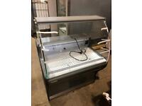 Two Trimco Slim Serve Over Counters/Display Fridges