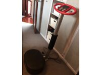 Vibration Plate - Body Sculpture BM 1501 Power Trainer Vibration Plate Exercise Machine Gym Fitness