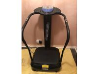 Vibrating Plate Excercise Machine