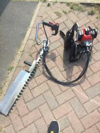 Large hedge trimmers 29 inch blades