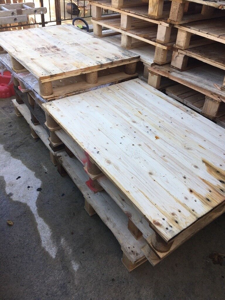 Pallets 250-300 used