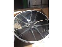 """20"""" axe EX19 alloy wheels"""