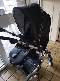 Pushchair smart BRtax good condition parent facing