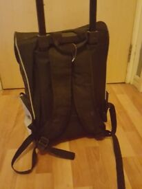 Trixie Cat Carrier Trolley Bag Rucksack