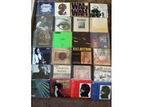 COLLECTION OF 24 RARE CDS ENO ,,LYNCHED,TOGISM,MOSCOW DRUG CLUB
