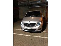 Mercedes-Benz V Class V220 d Sport 5dr Auto Extra Long 2.2 8 SEATER