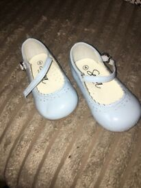 Baby girl Spanish shoes