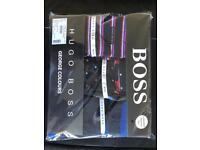Men's 9 pack of Hugo Boss socks