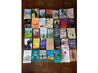Books 50p each for Charity
