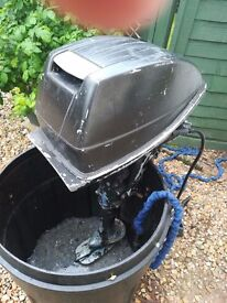 5 hp evinrude outboard