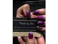 Mobile Bio Sculpture Gel Nail Technician, Beauty Therapist & Make Up Aritst