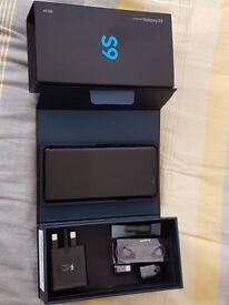 Samsung s9 , 64gb ( black ) brand new