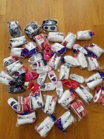 New born infants shoes, big bundle - ebay shop clearance 29 pairs