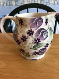 Emma bridgewater jugs