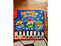 Nursery rhymes playmat