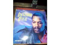 Alexander O'Neal.vinyl record,LP.hearsay.