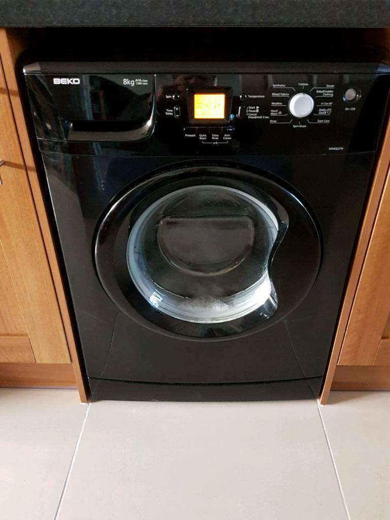 Beko 8kg 1200rpm washing machine WME8227B