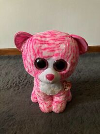 Large collectors beanie boo