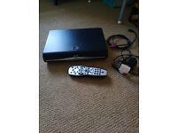 Sky+ HD Box + remote 15219