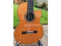 GIBSON Chet Atkins CEC Rare 1985 Electric-Classical Guitar (like Mark Knopfler's)