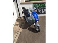 Peugeot ludix 50cc moped auto