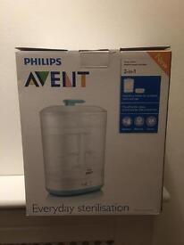 Philips avent eletric steam steriliser
